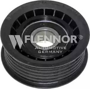Flennor FU20930 - Poulie renvoi/transmission, courroie trapézoïdale à nervures www.widencarpieces.com