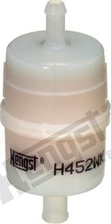 Hengst Filter H452WK - Filtre à air, compresseur-air d'admission www.widencarpieces.com