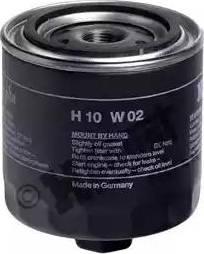 Hengst Filter H10W02 - Filtre à air, compresseur-air d'admission www.widencarpieces.com
