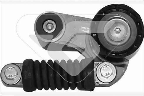 Hutchinson T2013 - Poulie-tendeur, courroie trapézoïdale à nervures www.widencarpieces.com