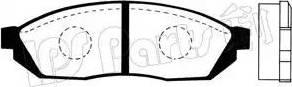 IPS Parts IBD-1404 - Kit de plaquettes de frein, frein à disque www.widencarpieces.com