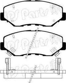 IPS Parts IBD-1486 - Kit de plaquettes de frein, frein à disque www.widencarpieces.com