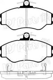IPS Parts IBD-1595 - Kit de plaquettes de frein, frein à disque www.widencarpieces.com