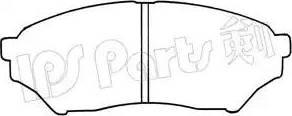 IPS Parts IBD-1505 - Kit de plaquettes de frein, frein à disque www.widencarpieces.com