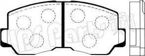 IPS Parts IBD-1502 - Kit de plaquettes de frein, frein à disque www.widencarpieces.com
