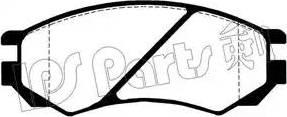 IPS Parts IBD-1197 - Kit de plaquettes de frein, frein à disque www.widencarpieces.com
