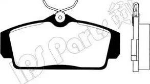 IPS Parts IBD-1179 - Kit de plaquettes de frein, frein à disque www.widencarpieces.com