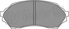 IPS Parts IBD-1364 - Kit de plaquettes de frein, frein à disque www.widencarpieces.com