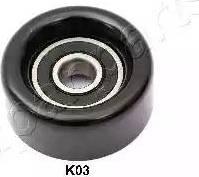 Japanparts RP-K03 - Poulie renvoi/transmission, courroie trapézoïdale à nervures www.widencarpieces.com