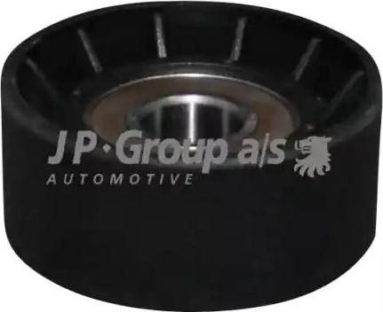 JP Group 1518300800 - Poulie-tendeur, courroie trapézoïdale à nervures www.widencarpieces.com