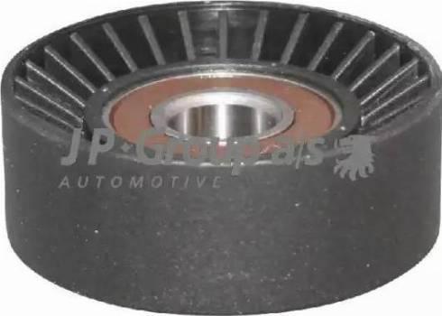 JP Group 1518300300 - Poulie renvoi/transmission, courroie trapézoïdale à nervures www.widencarpieces.com