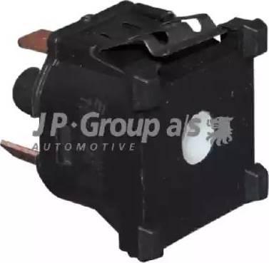 JP Group 1196800100 - Régulateur du pulseur d'air habitacle, chauffage/ventilat° www.widencarpieces.com