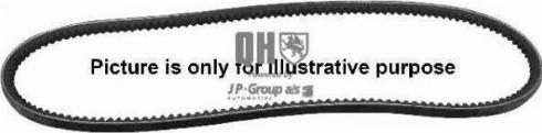 JP Group 1118003700 - Courroie trapézoïdale www.widencarpieces.com