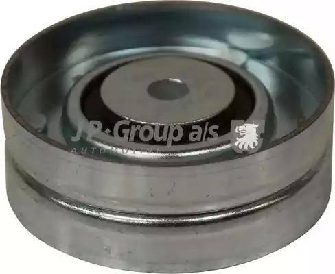JP Group 1118305100 - Poulie renvoi/transmission, courroie trapézoïdale à nervures www.widencarpieces.com
