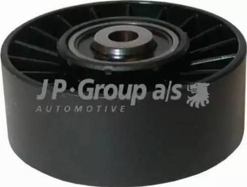 JP Group 1118303000 - Poulie renvoi/transmission, courroie trapézoïdale à nervures www.widencarpieces.com