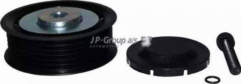 JP Group 1118303800 - Poulie-tendeur, courroie trapézoïdale à nervures www.widencarpieces.com
