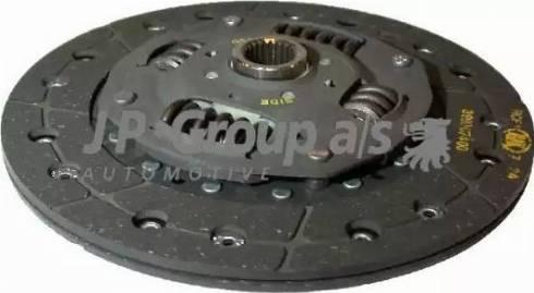 JP Group 1130200900 - Disque d'embrayage www.widencarpieces.com