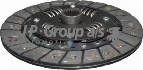 JP Group 1130200400 - Disque d'embrayage www.widencarpieces.com