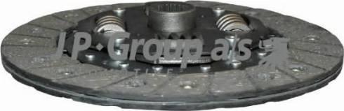 JP Group 1130200800 - Disque d'embrayage www.widencarpieces.com