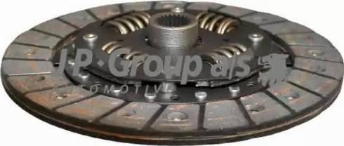 JP Group 1130200700 - Disque d'embrayage www.widencarpieces.com