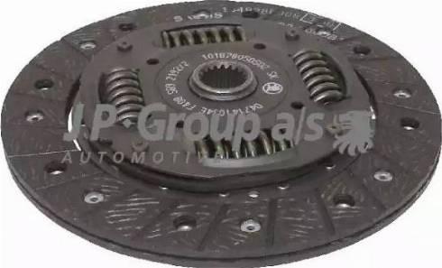 JP Group 1130201400 - Disque d'embrayage www.widencarpieces.com