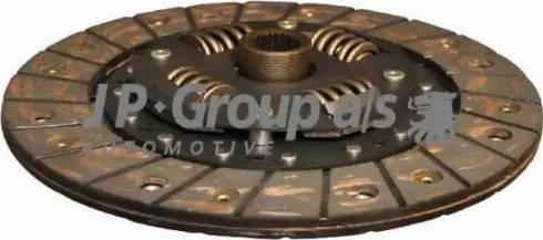 JP Group 1130201500 - Disque d'embrayage www.widencarpieces.com
