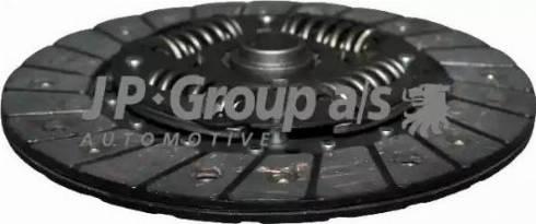 JP Group 1130201600 - Disque d'embrayage www.widencarpieces.com