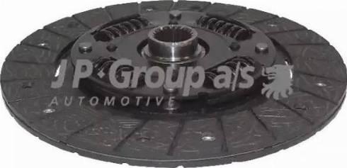 JP Group 1130201300 - Disque d'embrayage www.widencarpieces.com