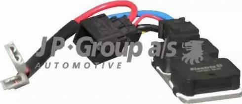 JP Group 1399150100 - Commande, ventilateur électrique (refroidissement du moteur) www.widencarpieces.com