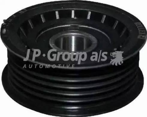 JP Group 1318300400 - Poulie renvoi/transmission, courroie trapézoïdale à nervures www.widencarpieces.com