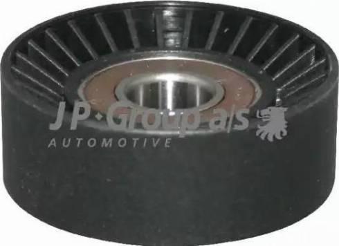 JP Group 1318300100 - Poulie-tendeur, courroie trapézoïdale à nervures www.widencarpieces.com