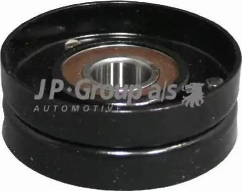 JP Group 1218302300 - Poulie-tendeur, courroie trapézoïdale à nervures www.widencarpieces.com