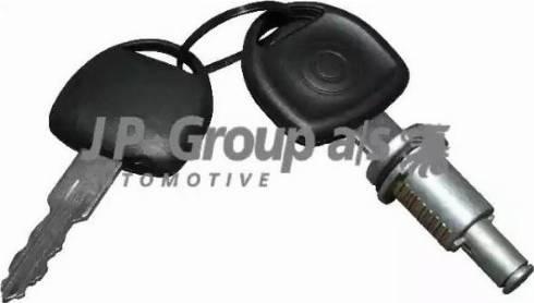 JP Group 1287500600 - Cylindre de serrure www.widencarpieces.com
