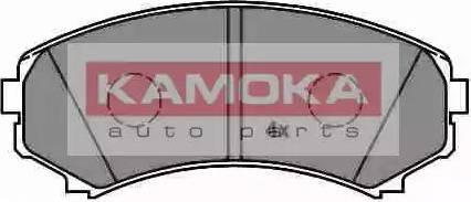 Kamoka JQ1012884 - Kit de plaquettes de frein, frein à disque www.widencarpieces.com