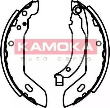 Kamoka JQ202065 - Jeu de freins, freins à tambour www.widencarpieces.com