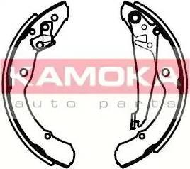 Kamoka JQ202020 - Jeu de freins, freins à tambour www.widencarpieces.com