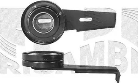 KM International FI1470 - Tendeur de courroie, courroie trapézoïdale à nervures www.widencarpieces.com