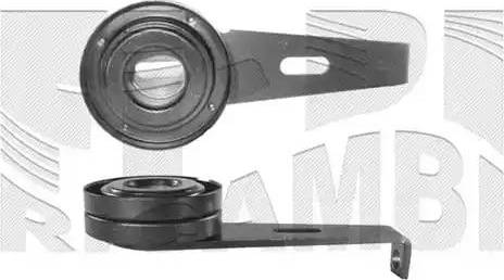 KM International FI1560 - Tendeur de courroie, courroie trapézoïdale à nervures www.widencarpieces.com