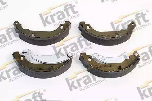 KRAFT AUTOMOTIVE 6025130 - Jeu de freins, freins à tambour www.widencarpieces.com