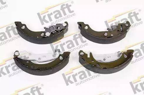 KRAFT AUTOMOTIVE 6022480 - Jeu de freins, freins à tambour www.widencarpieces.com