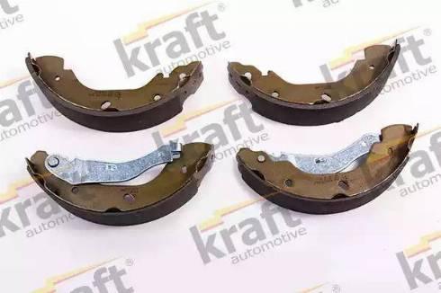 KRAFT AUTOMOTIVE 6022250 - Jeu de freins, freins à tambour www.widencarpieces.com