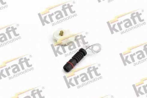 KRAFT AUTOMOTIVE 6121010 - Contact d'avertissement, usure des plaquettes de frein www.widencarpieces.com