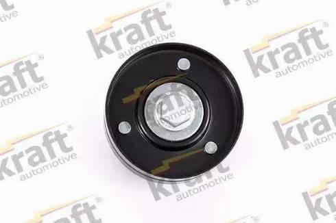 KRAFT AUTOMOTIVE 1220008 - Poulie renvoi/transmission, courroie trapézoïdale à nervures www.widencarpieces.com