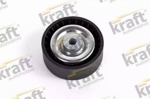KRAFT AUTOMOTIVE 1220800 - Poulie renvoi/transmission, courroie trapézoïdale à nervures www.widencarpieces.com