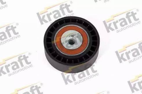 KRAFT AUTOMOTIVE 1221056 - Poulie renvoi/transmission, courroie trapézoïdale à nervures www.widencarpieces.com