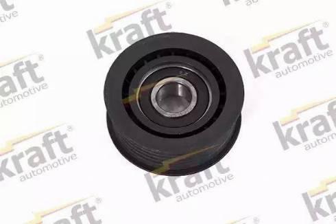 KRAFT AUTOMOTIVE 1221050 - Poulie renvoi/transmission, courroie trapézoïdale à nervures www.widencarpieces.com