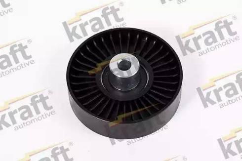 KRAFT AUTOMOTIVE 1223420 - Poulie renvoi/transmission, courroie trapézoïdale à nervures www.widencarpieces.com