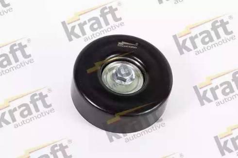 KRAFT AUTOMOTIVE 1222345 - Poulie renvoi/transmission, courroie trapézoïdale à nervures www.widencarpieces.com