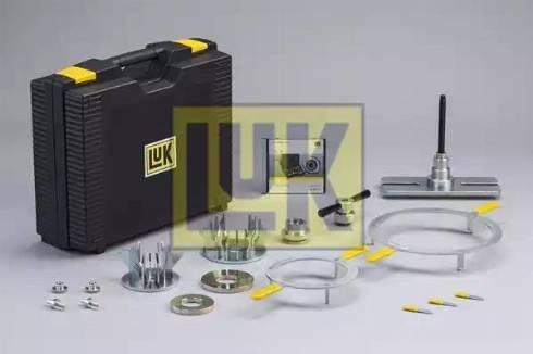 LUK 400042510 - Kit de montage, embrayage/volant moteur www.widencarpieces.com