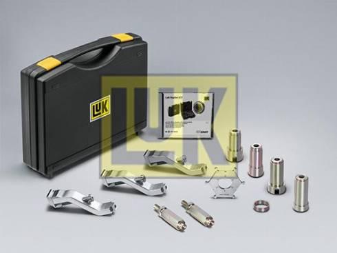 LUK 400047010 - Kit de montage, embrayage/volant moteur www.widencarpieces.com